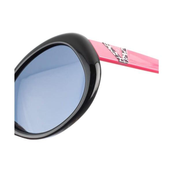 Dziecięce okulary przeciwsłoneczne Guess 125 Black Pink