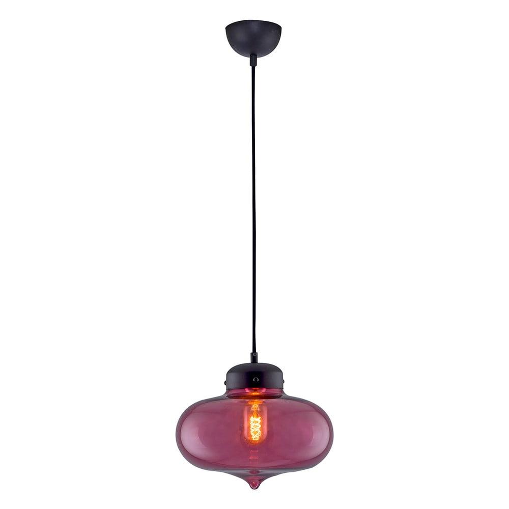 Lampa wisząca Glassie Red