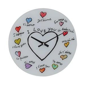 Zegar ścienny Mauro Ferretti Love