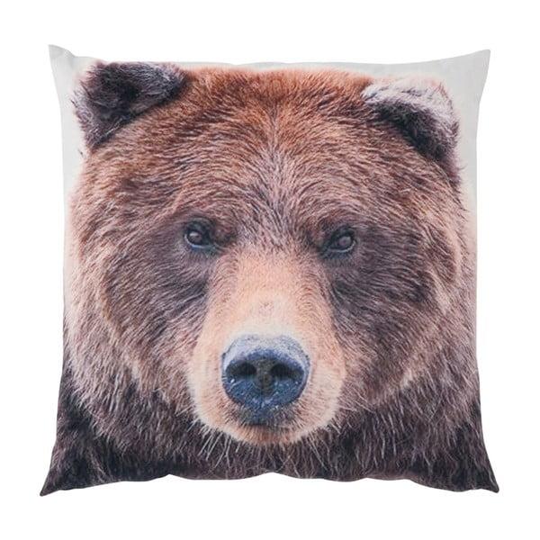 Poduszka J-Line Bear, 60x60 cm