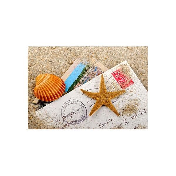 Dywan winylowy Postcard, 52x75 cm