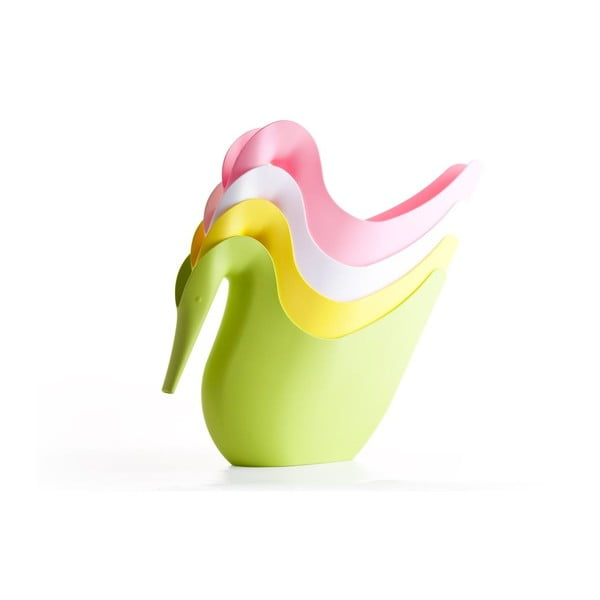 Konewka QUALY Swan, zielona