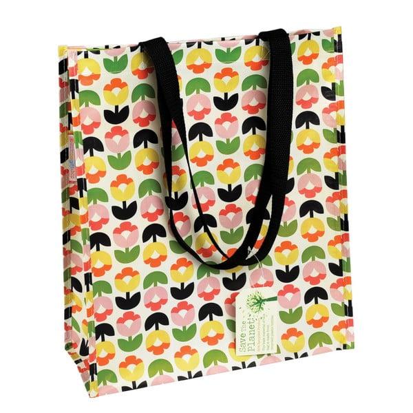 Torba na zakupy Rex London Tulip Bloom Shopping