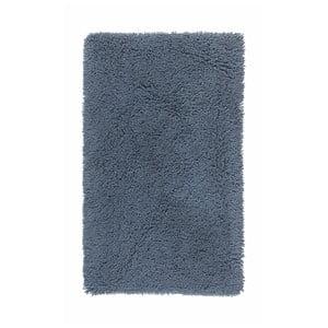 Szafirowy dywanik łazienkowy Aquanova Mezzo, 70x120 cm