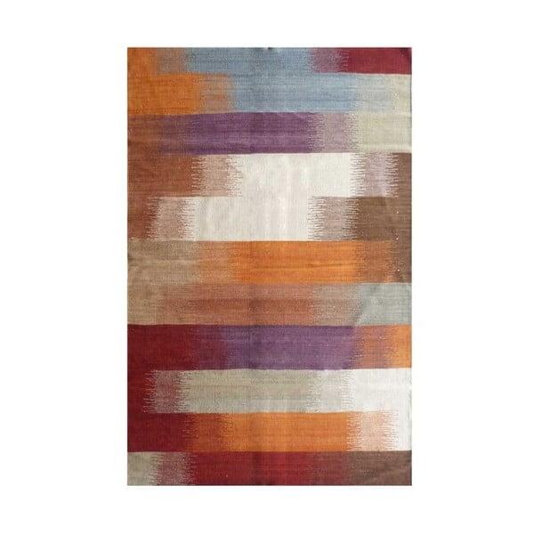 Dywan wełniany Kilim no. 180, 120x180 cm