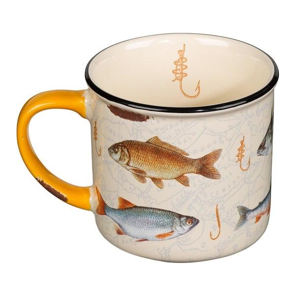 Ceramiczny kubek Fish