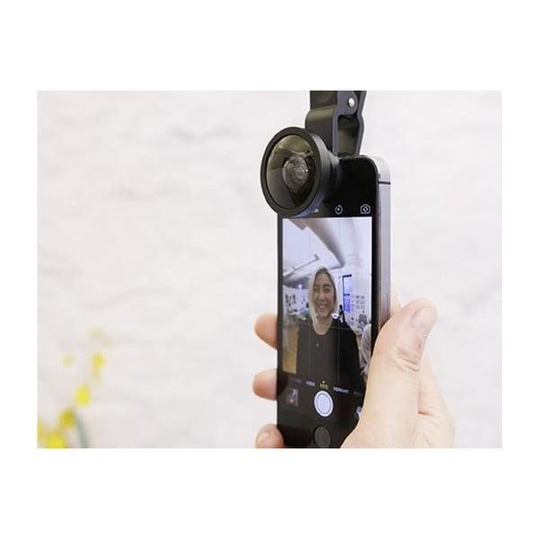 Szerokokątny obiektyw do selfie Kikkerland