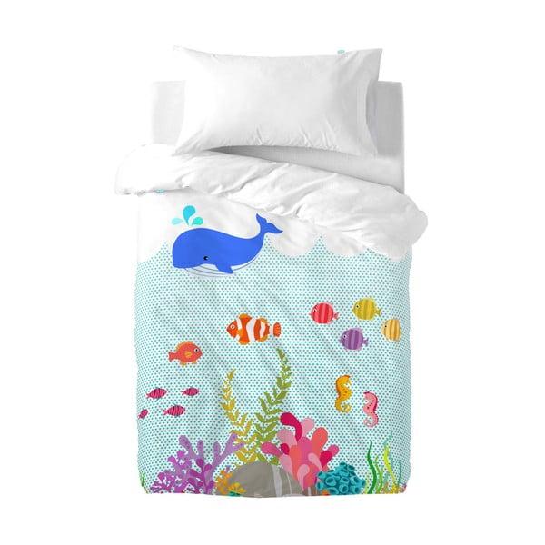 Pościel Little W Under The Sea, 100x120 cm
