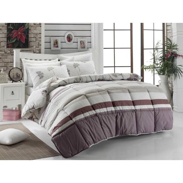 Narzuta pikowana na łóżko jednoosobowe Charlotte, 155x215 cm