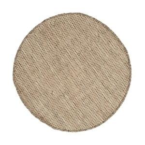 Wełniany dywan Asko Light Grey, 150 cm
