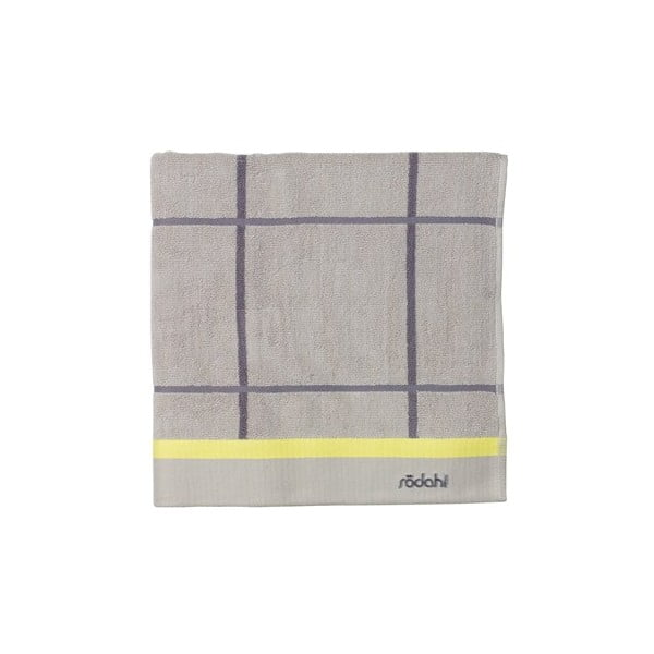 Ręcznik Steward Grey, 50x100 cm