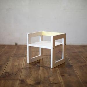 Krzesło dziecięce Just Yellow