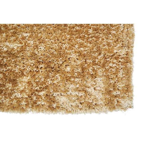 Dywan tuftowany ręcznie Monaco Gold, 80x150 cm