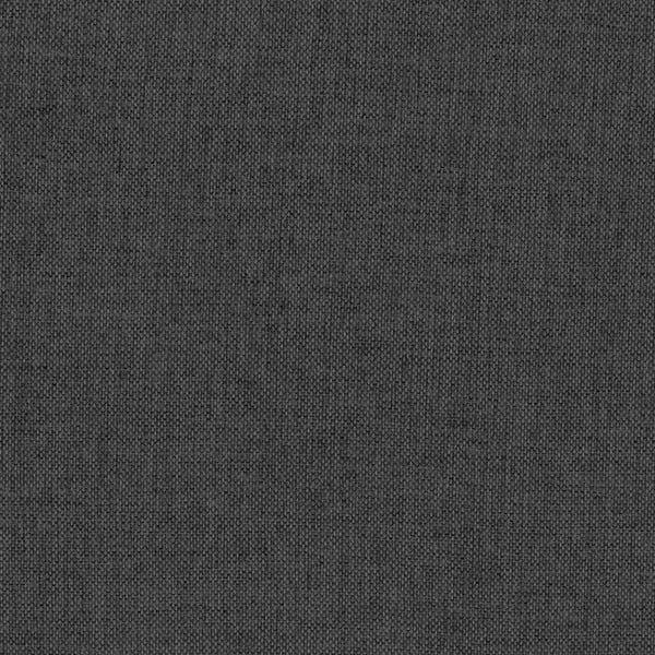 Ciemnoszara sofa dwuosobowa Vivonita Bond