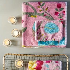 Ręcznik Floral Fantasy Pink, 55x100 cm