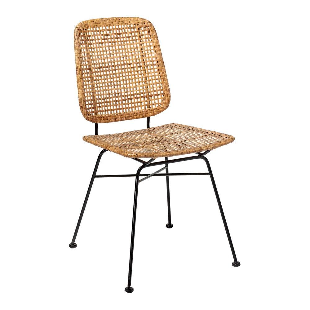 Rattanowe krzesło Bloomingville Laurel