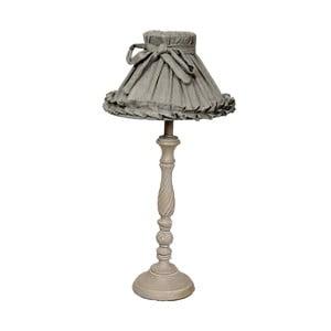 Lampa stołowa Antic Line Romance Grey, 78 cm