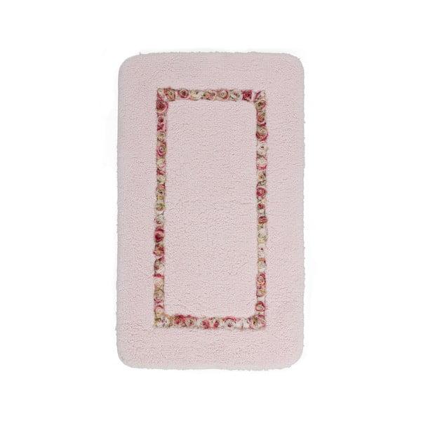 Zestaw 2 dywaników łazienkowych Frenésie Pink