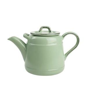 Zielony dzbanek z ceramiki T&G Woodware Pride of Place, 1,5 l