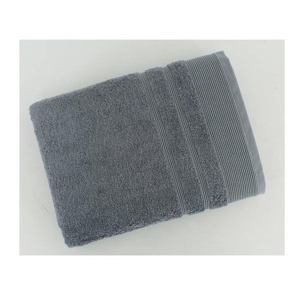 Ręcznik Dost Grey, 76x142 cm