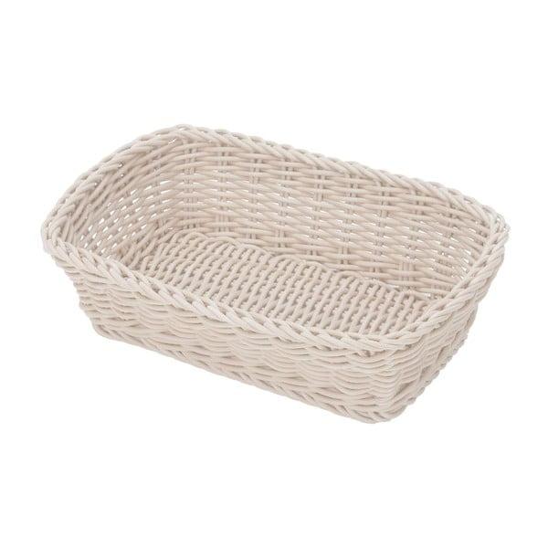 Koszyk Korb White, 26,5x19x7 cm