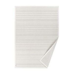 Biały dywan dwustronny Narma Esna, 70x140 cm