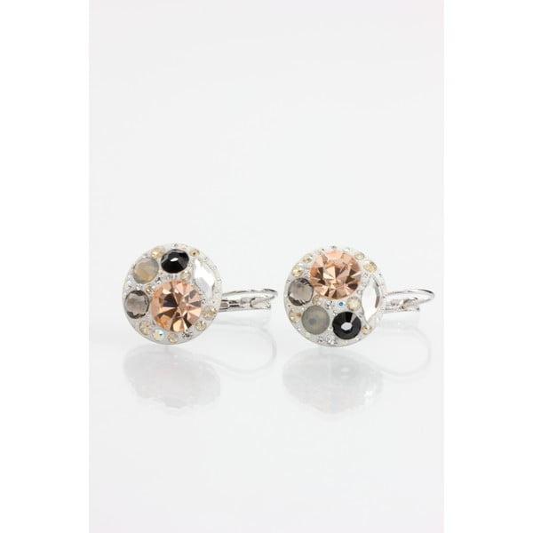 Kolczyki z kryształami Swarovski Elements Laura Bruni Etil