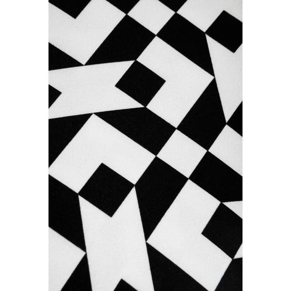 Poduszka z wypełnieniem Geometric 7, 45x45 cm
