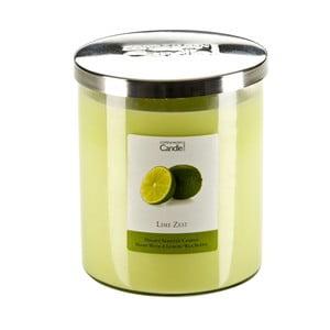 Świeczka zapachowa o zapachu limonek Copenhagen Candles Lime Zest,czas palenia 70 godz.