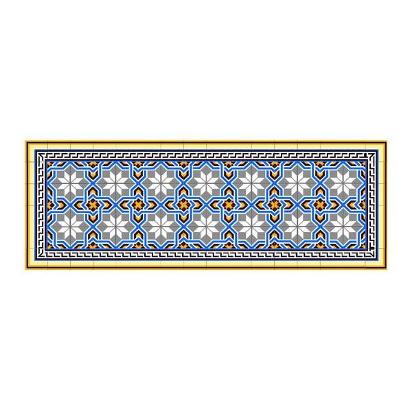 Winylowy dywan Mosaico, 50x140 cm