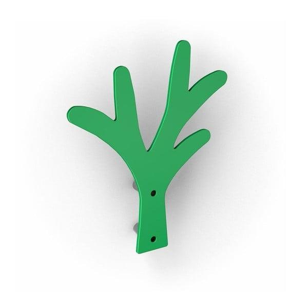 Zielony haczyk Alber
