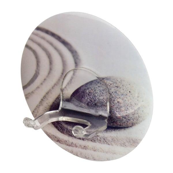 Podwójny haczyk z przyssawką Static-Loc Sand, do 8 kg