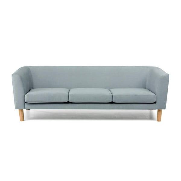 Jasnoniebieska sofa Woodman De Pecchi