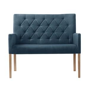 Niebieska ławka Jalouse Maison Suki