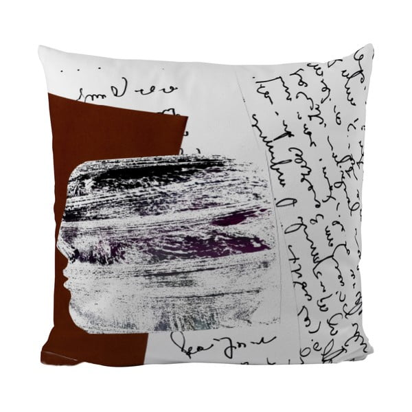 Poduszka Black Shake Wind In Reading, 50x50 cm
