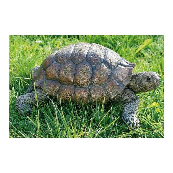 Dekoracyjny żółw ogrodowy, 34 cm