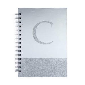 Notes Tri-Coastal Design Monogram C