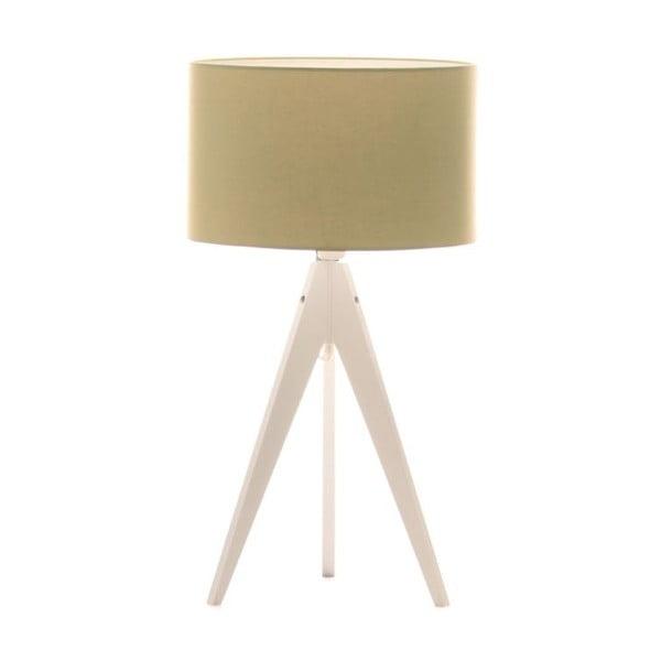 Lampa stołowa Artist Birch White/Beige
