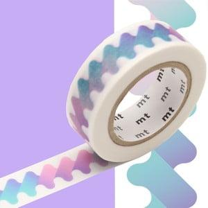 Taśma dekoracyjna washi MT Masking Tape Octave, dł.10m