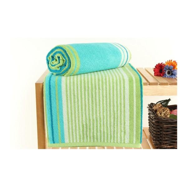 Zestaw 2 ręczników Mira Kiwi, 70x140 cm