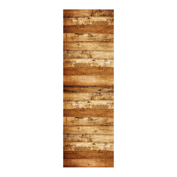 Winylowy dywan Tableros Grunge, 80x250 cm
