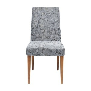 Szare krzesło Kare Design Joe