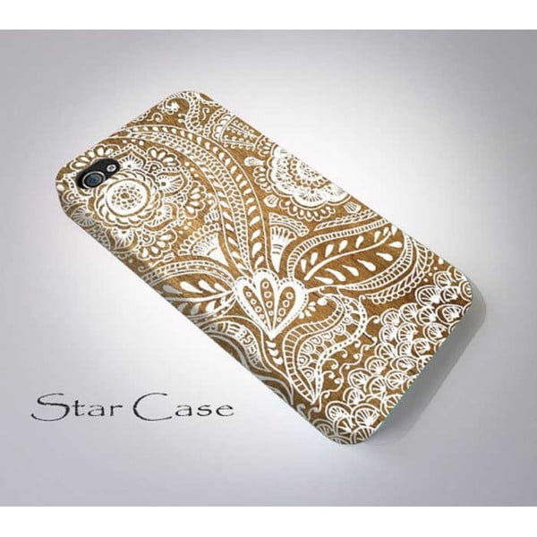 Etui na iPhone 4/4S Thai White