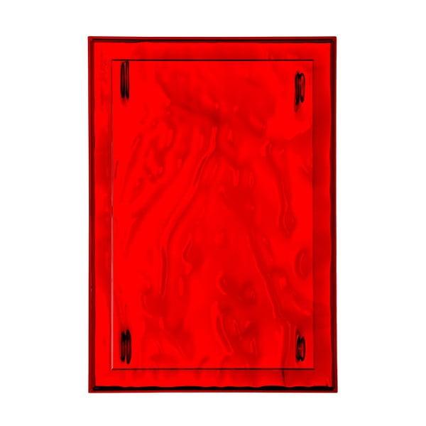 Taca Dune Red, 38x55 cm