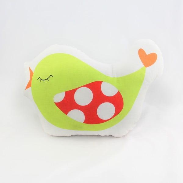 Poduszka bawełniana Mr. Fox Little Birds, 40x30 cm