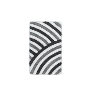 Dywanik łazienkowy Lobby Grey, 65x110 cm