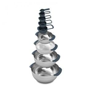 9-częściowy zestaw kuchenny ze stali nierdzewnej Nest