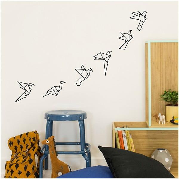 Naklejka Chispum Paper Birds