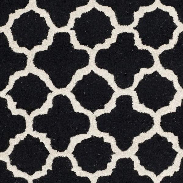 Dywan Bessa 152x243 cm, czarny
