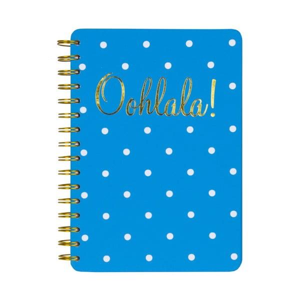 Notes w oprawie bindowanej Tri-Coastal Ohlala!
